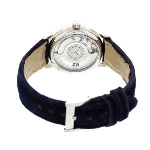 Perrelet Stainless Steel  Lady Coeur Blue Dial Automatic Ladies Watch