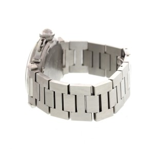 Cartier Pasha de Automatic 2475 Stainless Steel Unisex Watch