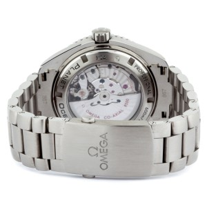 Omega 232.90.46.21.03.001 Seamaster Planet Ocean 600M Co-Axial Watch