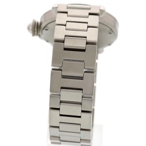 Cartier Pasha C 2324 Stainless Steel Automatic 35mm Womens Watch