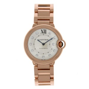 Cartier Ballon Bleu WE902026 36mm Womens Watch