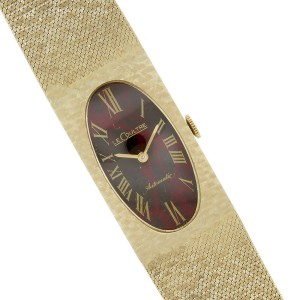 LeCoultre TM9-7539 Vintage 19.5mm Womens Watch