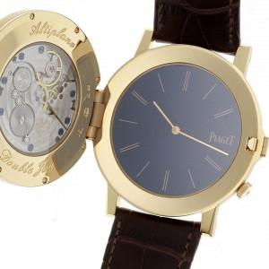 Piaget Altiplano Double Jeu 838P 43mm Mens Watch