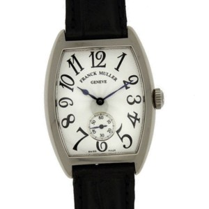 Franck Muller Montre Cintree Curvex 7502 S6 MM 29mm Womens Watch