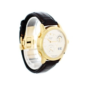 Glashutte Original Panomatic Venue 90.04.01.001.04 39mm Mens Watch