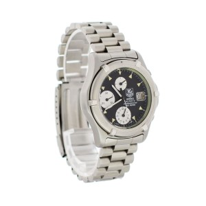 Tag Heuer 2000 Professional 262.006 38mm Mens Watch