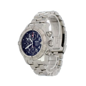 Breitling Avenger A13380 Mens 45 Watch