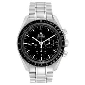 Omega Speedmaster Exhibition Case Back Moon Watch 3573.50.00 Box Card