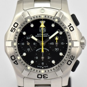 Tag Heuer Aquaracer CN221A 45.5mm Mens Watch