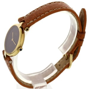 Cartier Vermeil 1954 24mm Womens Watch