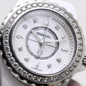 Chanel J12 H2572 29mm Womens Watch