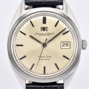 IWC Schaffhausen Yacht Club Vintage 36mm Mens Watch