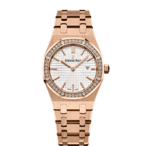 Audemars Piguet Royal Oak 67651OR.ZZ.1261OR.01 33mm Womens Watch