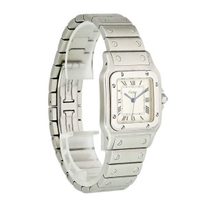 Cartier Santos Galbee Stainless Steel 2319 Automatic Watch