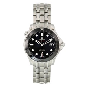 Omega Seamaster 212.30.41.20.01.003  Mens Watch Original Papers