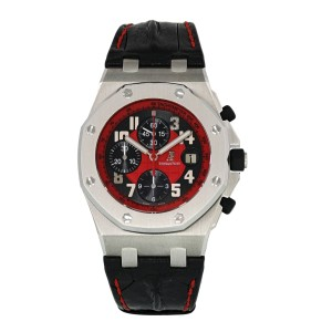Audemars Piguet Royal Oak Off Shore Masato Kobayashi 26195ST.OO.D101CR.01 Men Watch