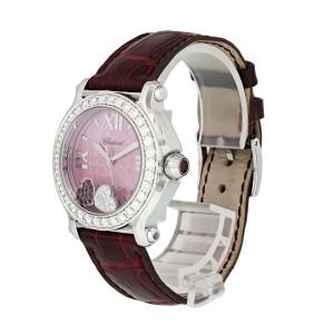 Chopard Happy Sport Happy Heart 278475-2002 Limited Edition 500 Ladies Watch