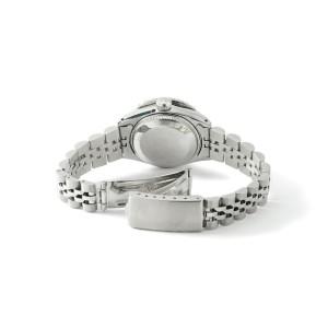 Rolex Datejust Steel 26mm Jubilee Watch 2CT Diamond Bezel/ Pink MOP Diamond Dial