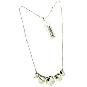 Stephen Webster Superstud White Mother of Pearl Crystal Haze Necklace