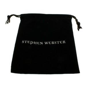 Stephen Webster Jewels Verne Bonafide Rhodium Plated Silver Bangle
