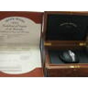 Franck Muller Cintree Curvex Diamond Watch #2500 QZD White Gold 18KT
