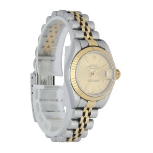 Rolex Datejust 79173 Ladies Watch Two Tone