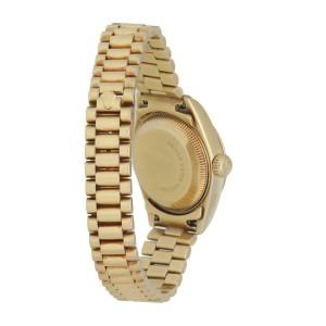 Rolex Datejust 69178 Yellow Gold Ladies Watch