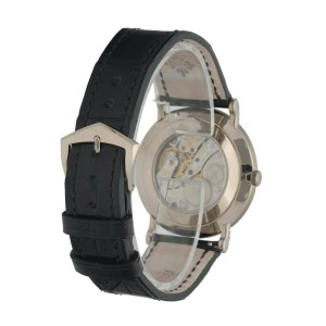 Patek Philippe Calatrava 5119G White Gold Mens Watch Box Papers