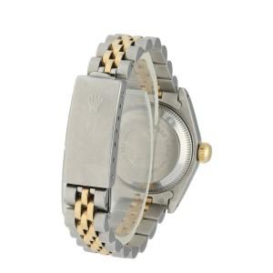 Rolex Datejust 69173 Diamond Dial Ladies Watch