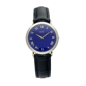 Piaget Altiplano Ultra-thin 902 Lapis Dial White Gold Watch