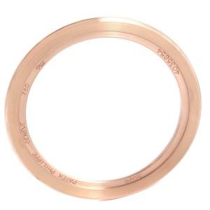 Patek Philippe Calatrava Rose Gold Black Dial Automatic Watch 5026R