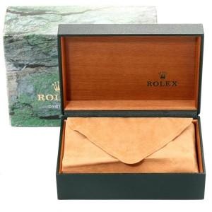 Rolex Explorer I 36mm Black Dial Automatic Steel Mens Watch 14270