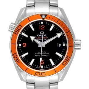Omega Seamaster Planet Ocean Watch 232.30.42.21.01.002 Box Card