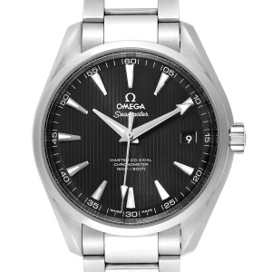 Omega Seamaster Aqua Terra Co-Axial Steel Watch 231.10.42.21.01.003