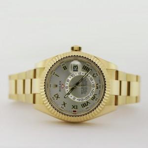 Rolex Sky-Dweller 326938 42mm Mens Watch