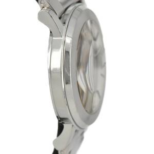 GUCCI 101M Silver Dial Stainless Steel Quartz Men's Watch