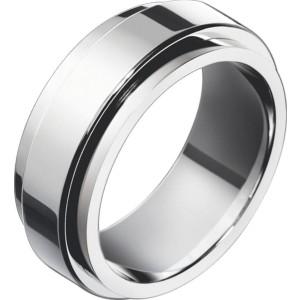 Piaget 18K White Gold G34PK900 Possession Ring Size 6.75