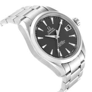 Omega Seamaster Aqua Terra Grey Dial Mens Watch 231.10.39.21.06.001 Card