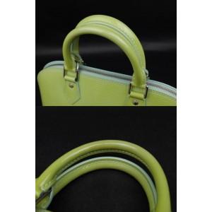 Louis Vuitton Green Epi Amande Alma PM 232546