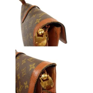 LOUIS VUITTON Monogram Sac Vendome 232547