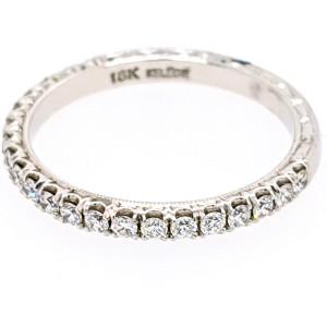 Jack Kelege KGBD 1038 18k White Gold Diamonds Ring