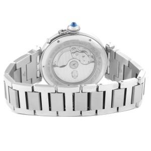 Cartier Pasha XL Big Date MoonPhase Steel Mens Watch W31093M7