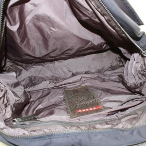 Prada Extra Large Tessuto Sports Duffle 2way 869246 Black Nylon Weekend/Travel Bag