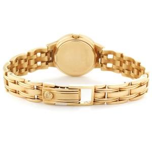 Patek Philippe Yellow Gold Diamond Emerald Ladies Watch 4786