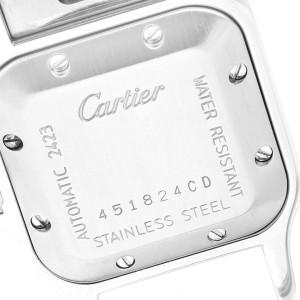 Cartier Santos Galbee Ladies Automatic Steel Ladies Watch W20044D6