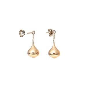 Meridius pendant earrings