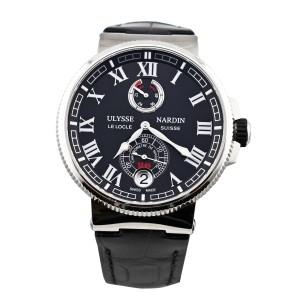 Ulysse Nardin 1183-126/42 Marine Chronometer Manufacture 43mm Mens Watch