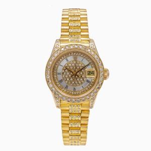 Rolex Lady-Datejust 69178 26mm Womens Watch