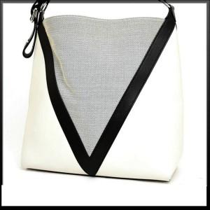 Louis Vuitton Bicolor V Hobo 234742