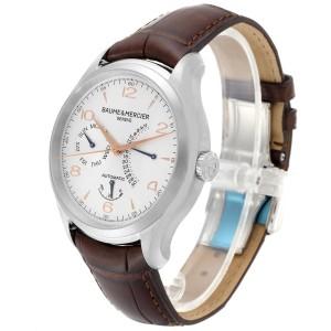 Baume Mercier Classima Executive Clifton Steel Mens Watch